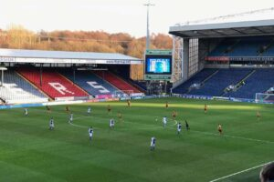 My Visit to Blackburn: Town and Football Club