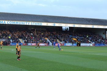 Meet an English Football Club: Cambridge United
