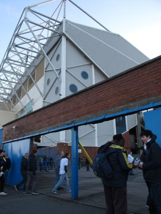 english football stadiums leeds united elland road