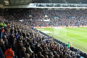 A Tour and a Game at Leeds United FC