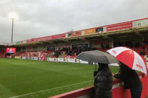 Meet an English Soccer Club: Cheltenham Town FC