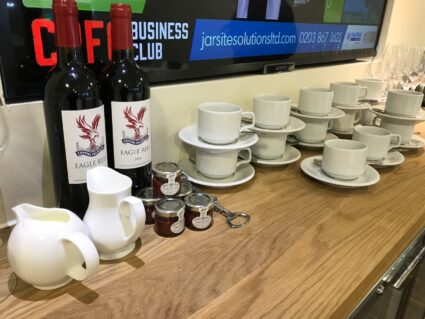 Crystal Palace tickets & hospitality suite beverages