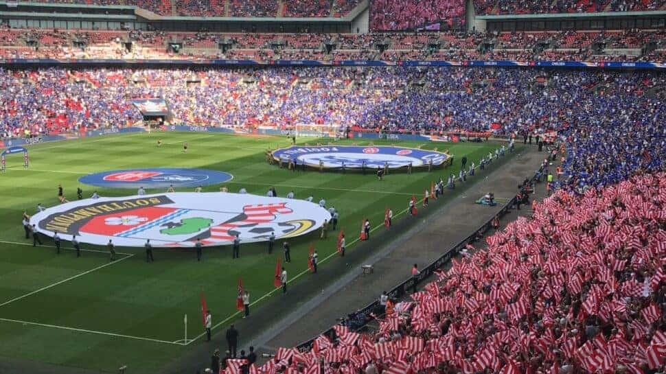2021 league cup final wembly london manchester city tottenham hotspur