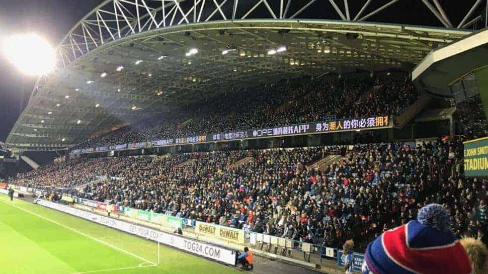 huddersfield town stadium EFL