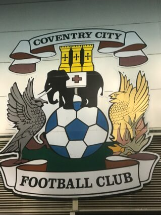 coventry city fc crest