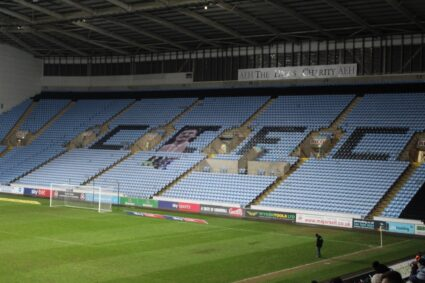 coventry city ricoh arena jimmy hill north stand