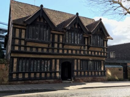 16th-century hospital in coventry