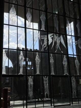 coventry cathedral glass art