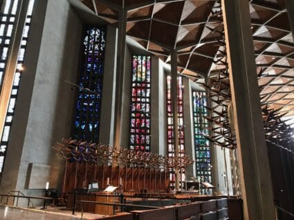coventry cathedral interior
