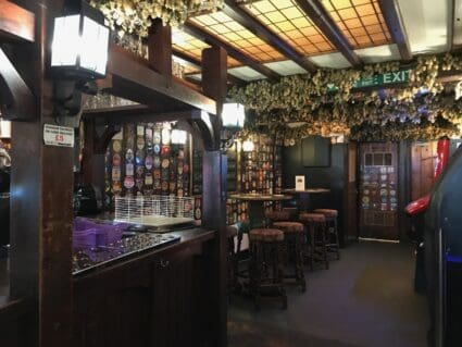inside the old windmill pub in coventry