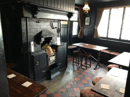 inside the old windmill pub coventry