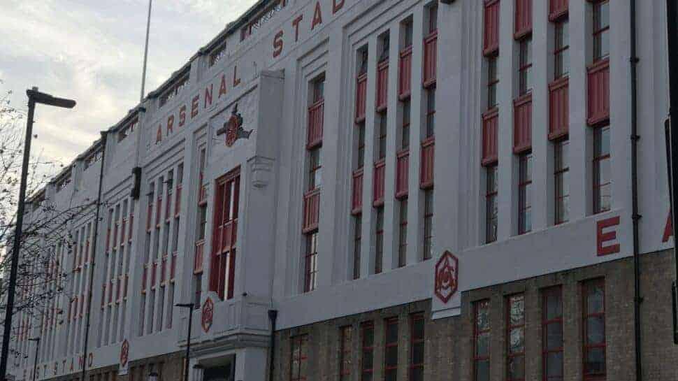 arsenal highbury stadium uk