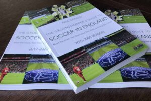 "Shipping Out the Book — and a Little ""Behind the Scenes"" at Groundhopper Soccer Guides"
