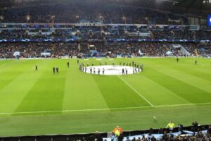 Manchester City Hospitality: The Citizens Package