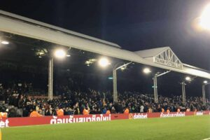 Photo Gallery: Seeing a Game at Fulham FC