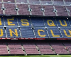 Spanish Side Trip: Seeing a Game at FC Barcelona