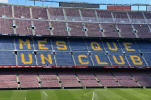 Groundhopper Soccer Guides <BR>Barcelona Tickets and Hospitality Packages