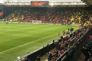 Groundhopper Soccer Guides <BR>Watford Hospitality Package