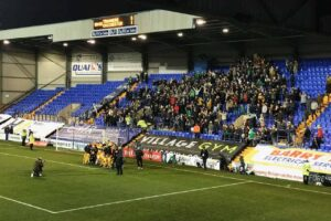 Chichester City at Tranmere Rovers in the FA Cup: What It's All About