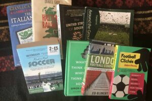 Some Soccer Book Reviews