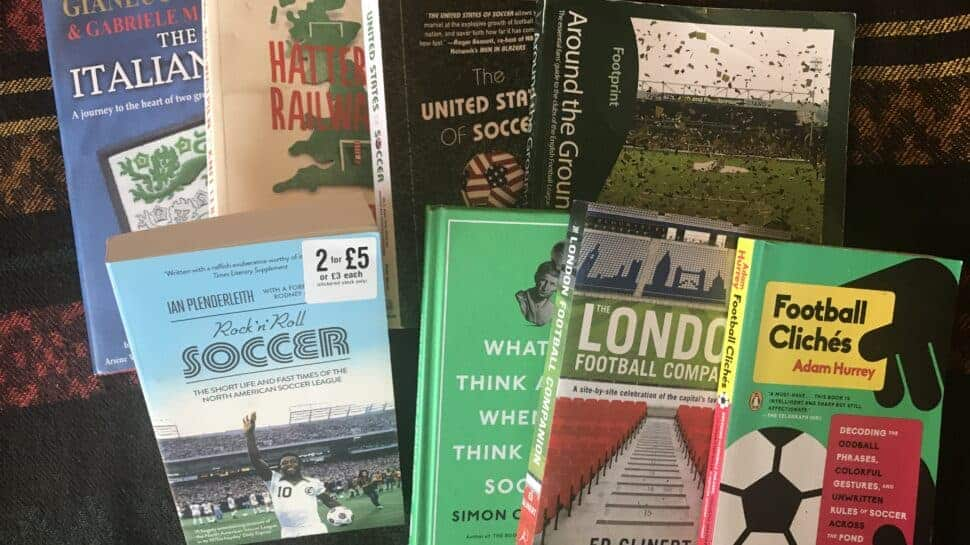 books about soccer history and culture