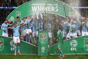 The 2021-22 EFL / League / Carabao Cup Schedule