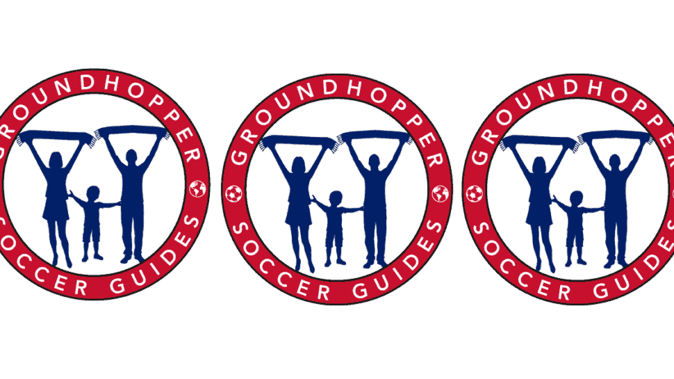 groundhopper soccer guides logo