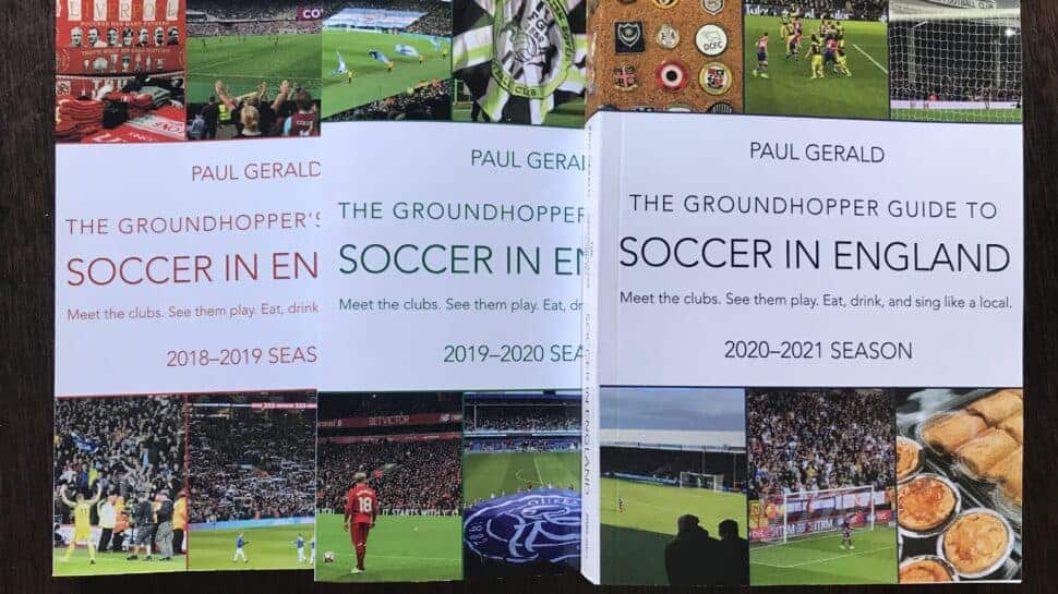 English Soccer Guidebooks