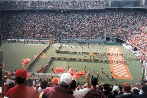 I Took an Englishman to a Tennessee Vols Football Game