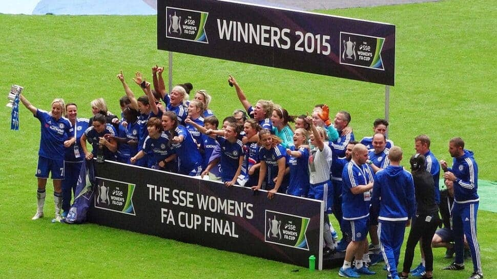 women's football england fa cup