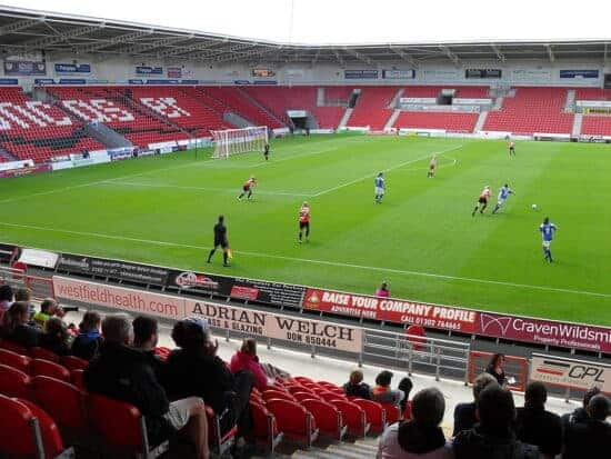 english women's football doncaster belles