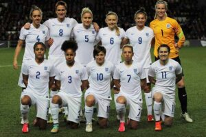 Taking a Look at Women's Football in England