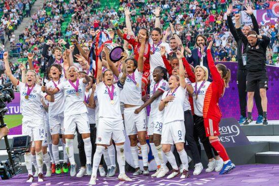 uefa women's champions league lyon