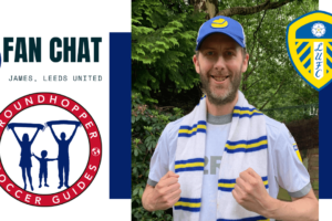 "Latest ""Fan Chat"" Video: James of Leeds United"