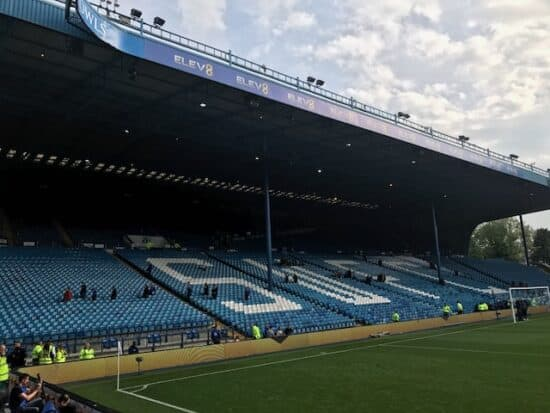 sheffield wednesday hillsborough kop
