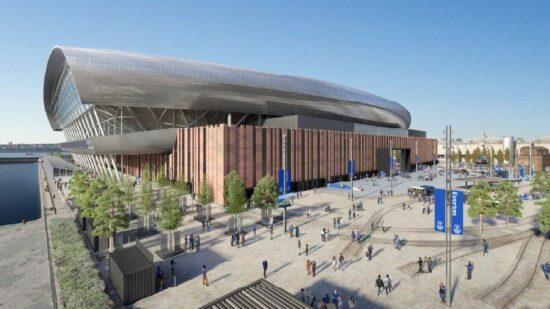 new everton stadium design