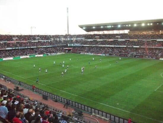 granada cf fixture at home stadium