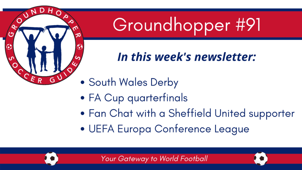 groundhopper newsletter 91