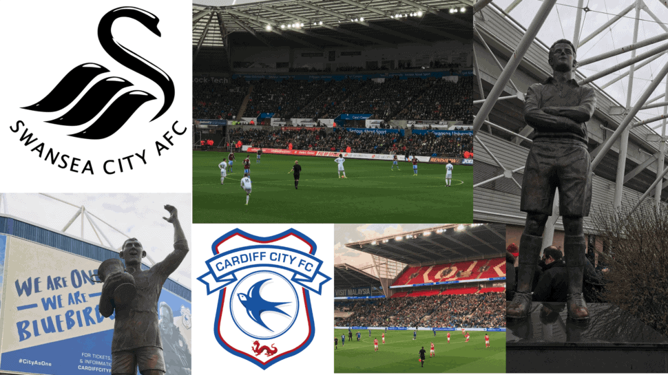 south wales derby swansea city vs cardiff city