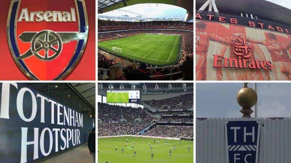 north london derby arsenal vs tottenham