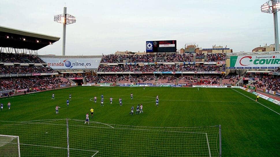 granada cf stadium Estadio Nuevo Los Cármenes