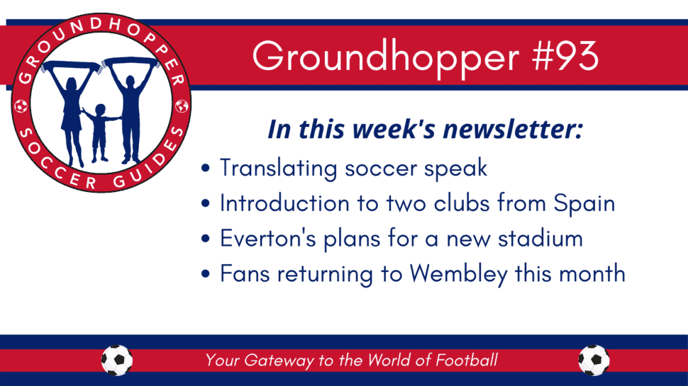 groundhopper soccer newsletter 93