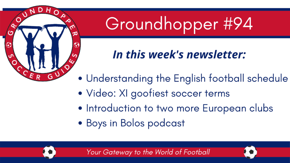 groundhopper newsletter 94