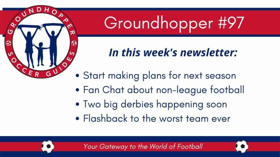 groundhopper newsletter 97