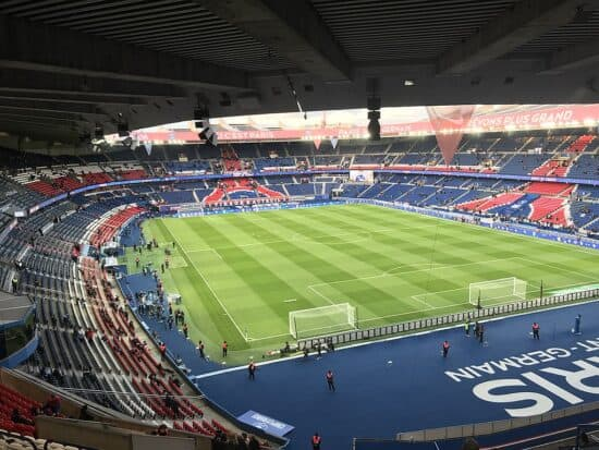parc des princes psg stadium
