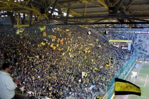 Groundhopper Soccer Guides <BR>Borussia Dortmund Tickets and Hospitality