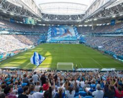 Groundhopper Guide to Zenit St. Petersburg