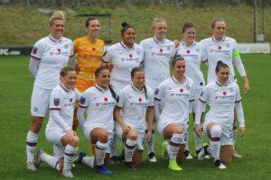 The 2021-22 Season in English Women's Football