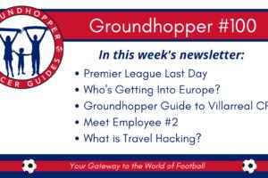 <I>The Groundhopper</I> Newsletter Issue #100
