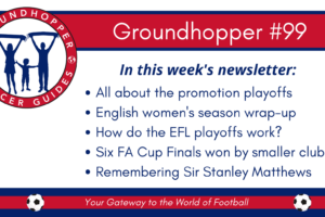 <I>Groundhopper</I> #99: Playoff Time